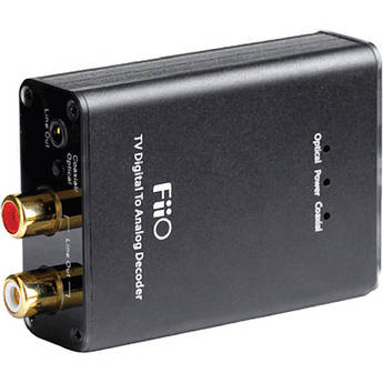 Fiio D07 - Multi-Channel TV Digital To Analog Converter