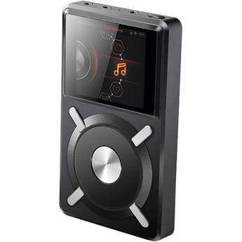 Fiio X5 Portable High Resolution Music Player and DAC