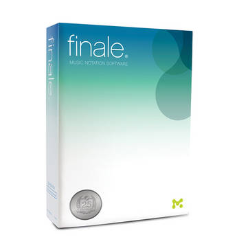 MakeMusic Finale 2014 - Professional Notation Software (Academic/Theological Download)