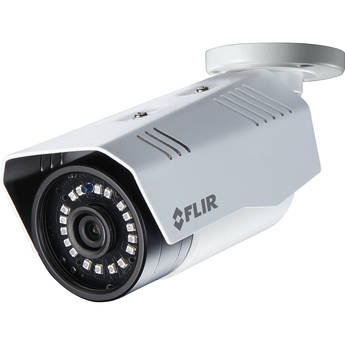 FLIR MPX 2.1MP Analog HD Outdoor Bullet Camera with 2.8mm Fixed Lens
