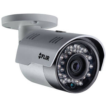 FLIR PB133F 4MP Outdoor Network Bullet Camera with Night Vision