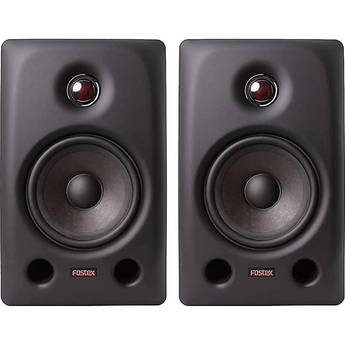 "Fostex PX-5 - 5.2"" 2-Way Active Professional Monitor Speaker (Pair)"