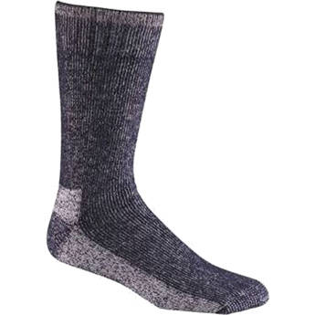 Fox River Wick Dry Explorer Large Heavy Weight Crew Socks (Navy)