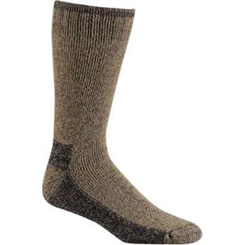 Fox River Wick Dry Explorer Medium Heavy Weight Crew Socks (Olive)