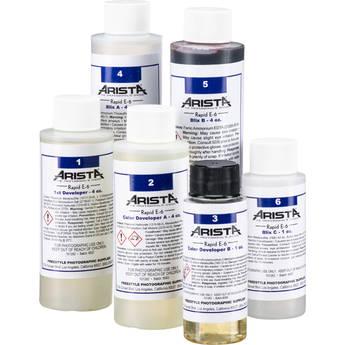 Arista Rapid E-6 Slide Developing Kit (16 oz)