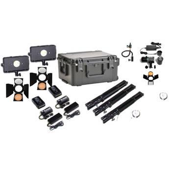 Frezzi 2-SkyLight, 1-EyLight 3 LED Light Kit with Travel Case Kit