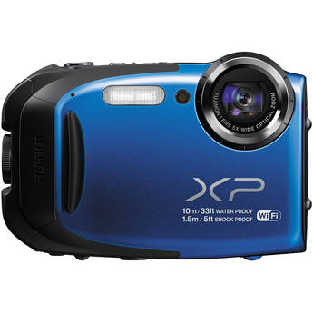 Fujifilm FinePix XP70 Digital Camera (Black)