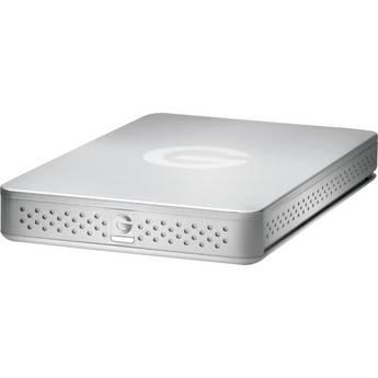 G-Technology 500GB G-DRIVE ev Portable USB 3.0 HDD