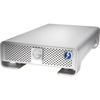G-Technology 3TB G-Drive with Thunderbolt
