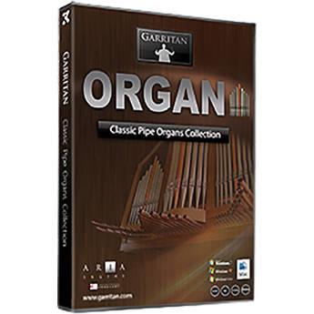 GARRITAN Classic Pipe Organs - Virtual Instrument (Boxed)