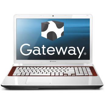 "Gateway NV76R47u 17.3"" Notebook Computer (Red)"