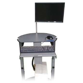"GORILLAdigital Monitor Mount for the KONGCart (up to 24"")"
