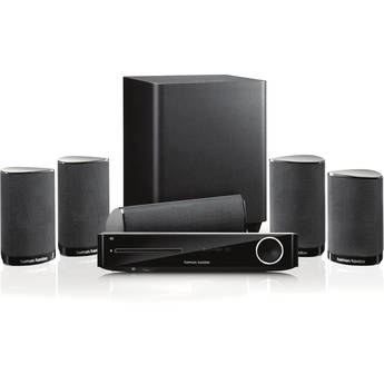 Harman Kardon BDS 7772 5.1-Channel 3D Blu-ray Home Theater System