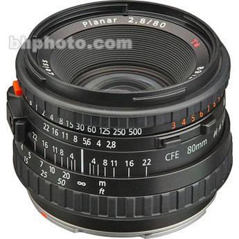 Hasselblad 80mm f/2.8 CFE Lens