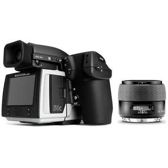 Hasselblad H5D-50c Medium Format DSLR Camera with 80mm f/2.8 HC AF Lens