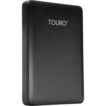 HGST Touro Mobile 1TB USB 3.0 Portable Hard Drive