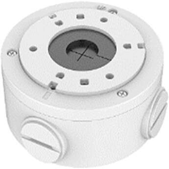 Hikvision CBXSB Conduit Base Junction Box for Select Dome Cameras (Black)