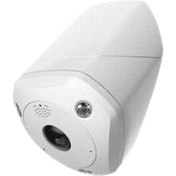 Hikvision Smart Series 3MP Outdoor Panoramic Network Camera with 2mm Lens and Night Vision