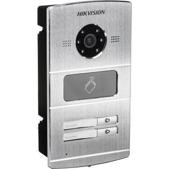 Hikvision DS-KV8202-IM 2-Channel Outdoor Video Intercom Door Station