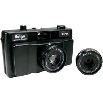 Holga 135 Pan Panoramic Camera
