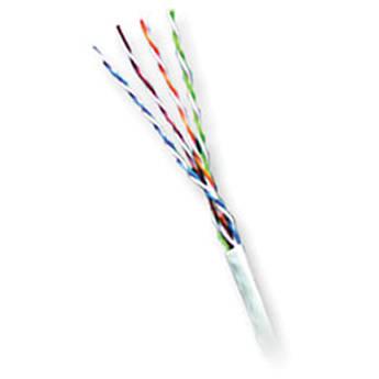 Honeywell Genesis Series 4-Pair Category 5e UTP Cable (1000', White)