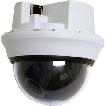 Honeywell/Sperian equip H3D2F Network TDN Indoor Fixed Minidome Camera with 3-9mm MFZ Lens (NTSC)