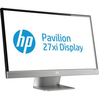 """HP Pavilion 27xi 27"""" IPS LED Backlit Monitor"""