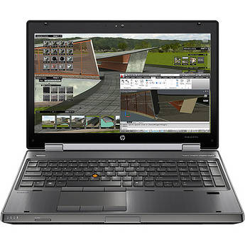 "HP 8570w 15.6"" EliteBook Mobile Workstation"