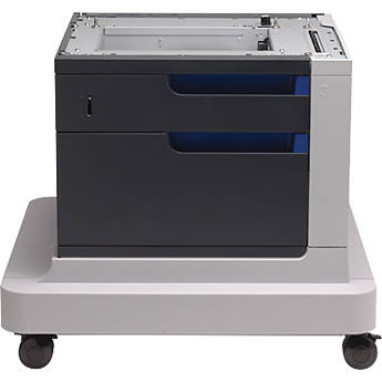 HP Color LaserJet 500-Sheet Paper Feeder and Cabinet