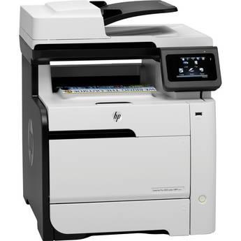 HP LaserJet Pro 400 M475dw Wireless Color All-in-One Laser Printer