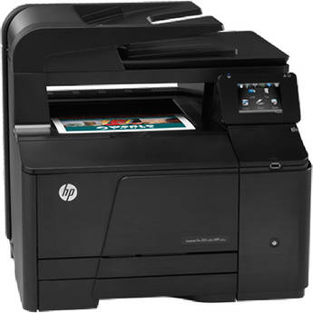 HP LaserJet Pro 200 M276nw Wireless Color All-in-One Laser Printer