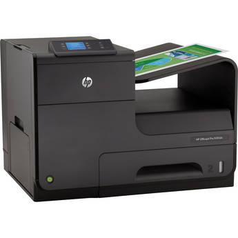 HP Officejet Pro X451dn Network Color Inkjet Printer