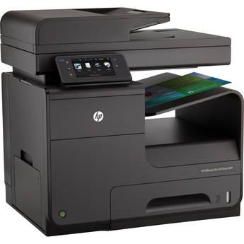 HP Officejet Pro X476dw Wireless Color All-in-One Inkjet Printer