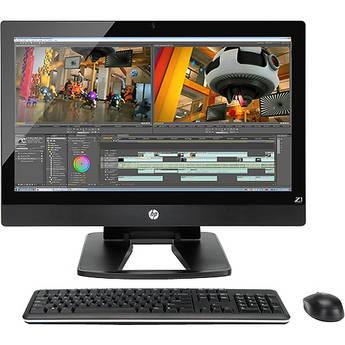 "HP Energy Star Z1 D3H65UT 27"" All-in-One Workstation"