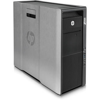 HP Z820 Series D3J67UT Workstation