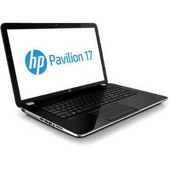 """HP Pavilion 17-e140us 17.3"""" Notebook Computer (Anodized Silver)"""