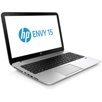 """HP ENVY TouchSmart 15-j050us Multi-Touch 15.6"""" Notebook Computer (Silver)"""