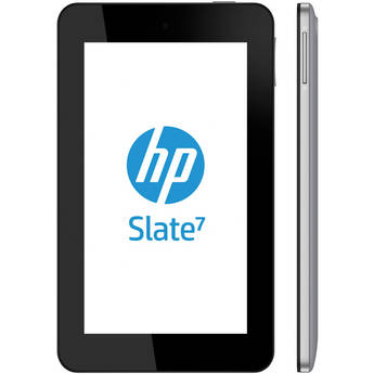 HP 16GB Slate 7 Tablet (Silver)