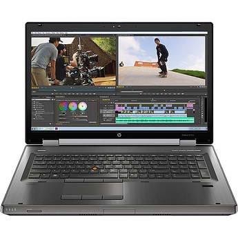 "HP 8770w 17.3"" EliteBook Mobile Workstation E1Y46UA#ABA"