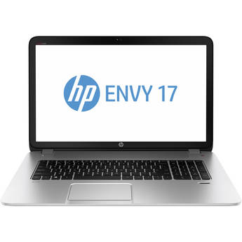 """HP ENVY 17-j030us TouchSmart 17.3"""" Multi-Touch Notebook Computer (Silver)"""