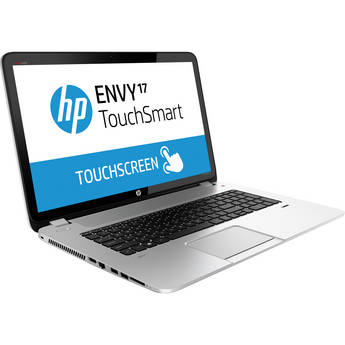 "HP ENVY 17-j130us TouchSmart 17.3"" Multi-Touch Notebook Computer (Natural Silver)"