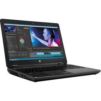 "HP ZBook 15 F2P52UT 15"" Mobile Workstation (Black)"
