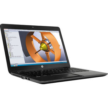 "HP ZBook F2S00UT 14"" Multi-Touch Mobile Workstation"