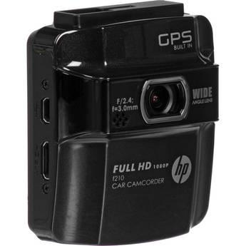 HP f210 3MP Color Dash Camera