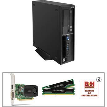 HP Z230 F1K95U Workstation with 12GB RAM and Quadro K600 Graphics Kit