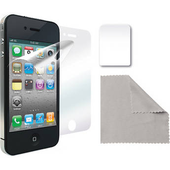 iLuv Clear Screen Protector for iPhone 4 CDMA (2-Pack)
