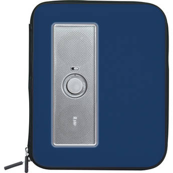 iLuv iSP210 MusicPac Portable Stereo Speaker Case for iPad (Blue)