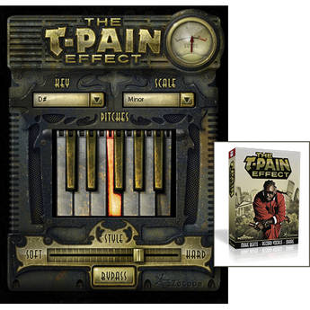 iZotope The T-Pain Effect - Digital Audio Music Making Tool