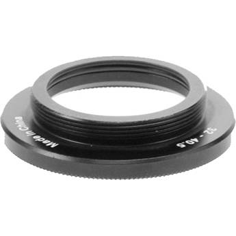 I-Torch M32-M40 Step-Up Ring for Underwater Lenses or Filters on iPix Housings