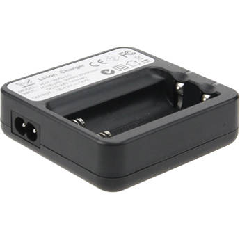 I-Torch Dual-Channel Fast Charger for 18650 Lithium-Ion Batteries